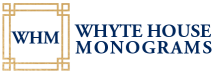 Whyte House Monograms logo